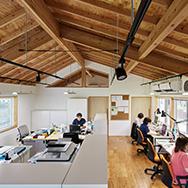 職員室の画像
