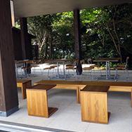 カフェの空間画像